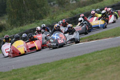 Sidecar-racing